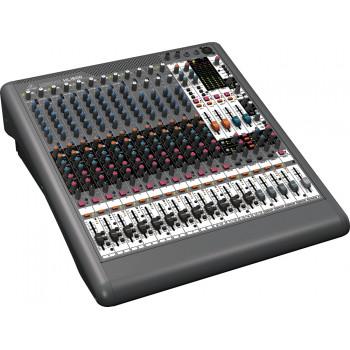 Behringer Xenyx XL1600  концертный микшерный пульт