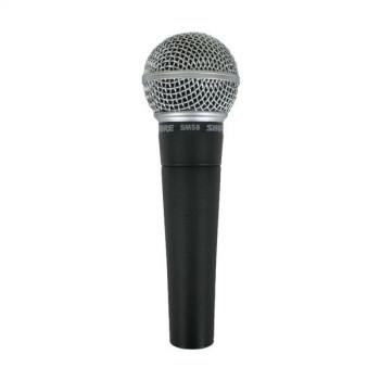 Аренда микрофона SHURE SM58