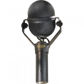Аренда микрофона Electro-voice N/D468