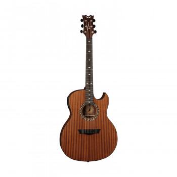 Dean EX SN - электроакустичекская гитара,EQ,тюнер,красное дерево,цвет натуральный матовый