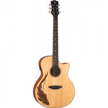 Luna OCL KOI2 Oracle Koi - электроакустическая гитара