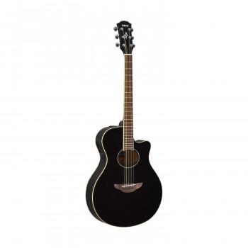 Yamaha APX600BL - акустическая гитара со звукоснимателем, цвет черный
