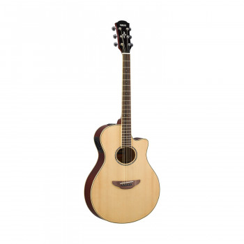 Yamaha APX600N - акустическая гитара со звукоснимателем, цвет натуральный