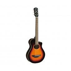 Yamaha APXT2 OVS - электроакустическая гитара ,цвет санберст