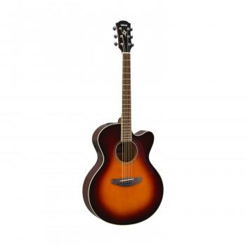 Yamaha CPX600OVS - акустическая гитара со звукоснимателем, цвет Old Violin Sunburst