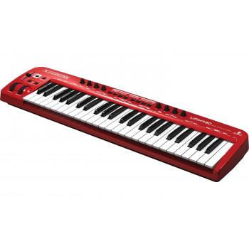 Behringer UMX490 - миди-клавиат,