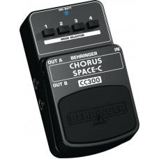 Behringer CC300 - педаль аналоговых эффектов объёмного звучания