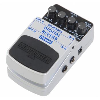 Behringer DR600 - Педаль цифр. стереофонических эффектов