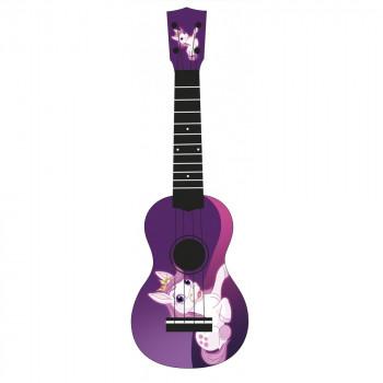 "WIKI UK/PONEY - гитара укулеле сопрано, рисунок ""пони"""