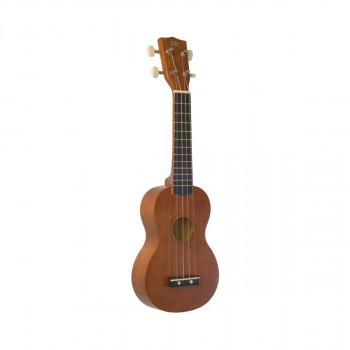 WIKI UK10S/NA -  гитара укулеле сопрано,клен, цвет натуральный матовый,чехол в комплекте