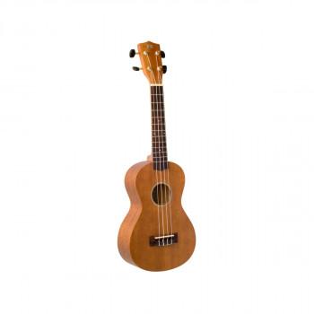 WIKI UK20S -  гитара укулеле сопрано,красное дерево, цвет натурал.