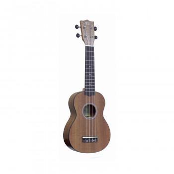 WIKI UK30S -  гитара укулеле сопрано, красное дерево, цвет натурал.