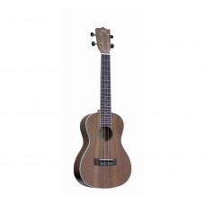 WIKI UK40C -  гитара Укулеле, концертная, красное дерево цвет натурал.