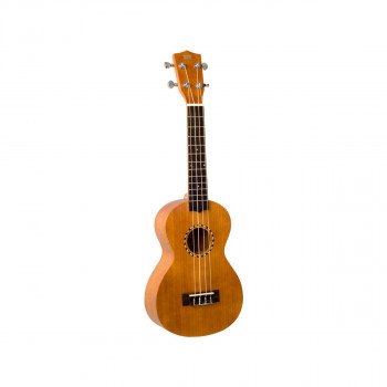 WIKI UK40S -  гитара Укулеле, красное дерево, цвет натурал.