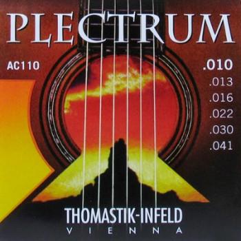Thomastik AC110 Plectrum Комплект струн для акустической гитары сталь/бронза 010-041