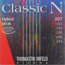 Thomastik CR128 Classic N Комплект струн для акустической гитары нейлон/посеребренная медь 027-043