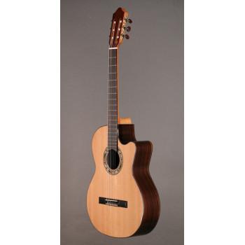 Kremona Verea Performer Series Электро-акустическая классическая гитара с вырезом