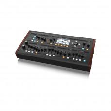 Behringer DEEPMIND 12D - настольный аналоговый синтезатор, 12 гол. полифония, Wi-Fi