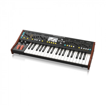 Behringer DEEPMIND 6 - аналоговый синтезатор, 37 кл., 6-гол. полифония
