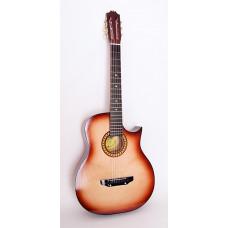 Ижевский завод Т.И.М 31C Гитара акустическая с вырезом