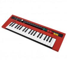 Yamaha REFACE YC - синтезатор аналогового моделирования,37 кл. HQ мини (дин.), 5 типов осц. 8 (red)