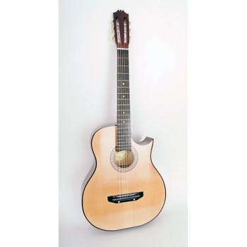 Ижевский завод Т.И.М 31CP Гитара акустическая с вырезом массив