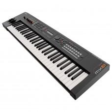 Yamaha MX61 BK - синтезатор, 61 кл., 128 полиф., 978 тембров + 60 ударных, GM : 128 + 1,