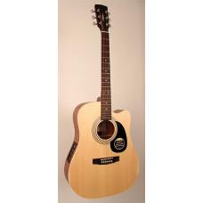 Parkwood W84CB-OP Электро-акустическая гитара с вырезом