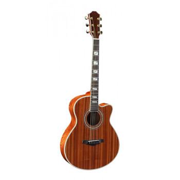 Homage RA-C02C-NL Акустическая гитара с вырезом