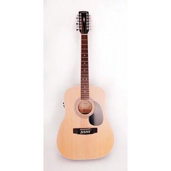Parkwood W81-12E-OP Электро-акустическая гитара 12-струнная с чехлом