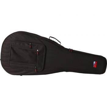 """GATOR GL-DREAD-12 - нейлоновый кейс для гитары """"дредноут"""" 12 струн, вес 3,08кг"""