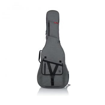 GATOR GT-ACOUSTIC-GRY -  усиленный чехол для акустических гитар, цвет серый
