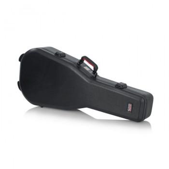 GATOR GTSA-GTRDREAD - пластиковый кейс для акустической гитары
