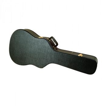 OnStage GCA5000B - пластиковый кейс для акустической/полуакустической гитары