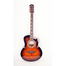 Homage RA-A01C-NL Акустическая гитара с вырезом