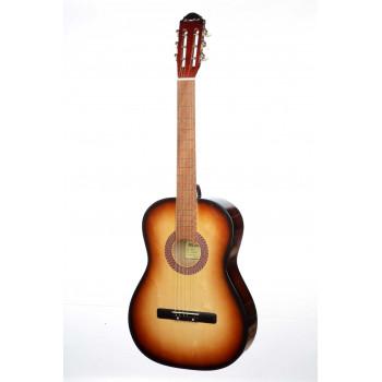 MiLena-Music ML-A1-SB Акустическая гитара глянцевая санберст