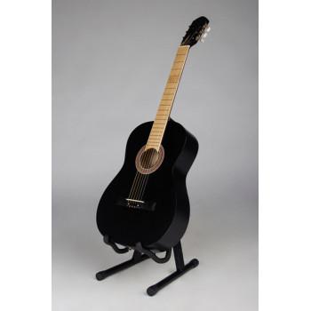 MiLena-Music ML-C1-BK Классическая гитара глянцевая черная
