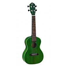 Ortega RUFOREST Earth Series Укулеле концертный зеленый