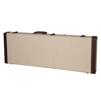 """GATOR GW-JM ELEC - деревянный кейс для электрогитары , класс """"делюкс"""", вес 4,89кг"""