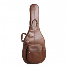 Reunion Blues 206-15-34 Classic Solid Body Electric - кожаный чехол  для электрогитары (коричневый)