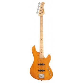Cort GB74JJ-AM GB Series Бас-гитара янтарь