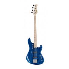 Cort GB74JJ-AB GB Series Бас-гитара синяя