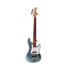 Cort GB55JJ-SPG GB Series Бас-гитара 5-струнная голубая
