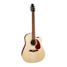 Seagull 036738 Entourage Natural Spruce CW QIT Электро-акустическая гитара