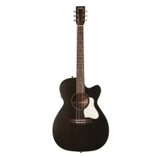 Art & Lutherie 042371 Legacy Faded Black CW QIT Электро-акустическая гитара