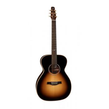 Seagull 041091 Artist Studio CH Sunburst HG Element TRIC Акустическая гитара с футляром