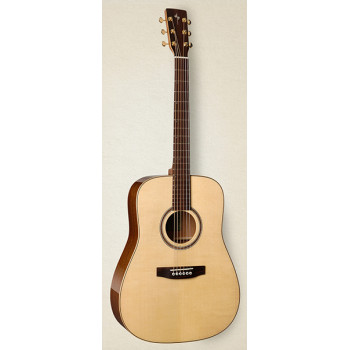Simon & Patrick 025114 Showcase Mahogany DLX TRIC Акустическая гитара с футляром