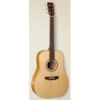 Simon & Patrick 033553 Showcase Flame Maple Element DLX TRIC Электро-акустическая гитара футляр