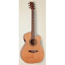 Simon & Patrick 040469 CWGT Concert Hall Cedar EQ Электро-акустическая гитара с чехлом