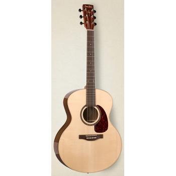Simon & Patrick 033720 Woodland Pro MiniJumbo Spruce HG QIT Электро-акустическая гитара